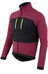 PEARL iZUMi ELITE Escape Softshell Jacket Men Tibetan Red/Black